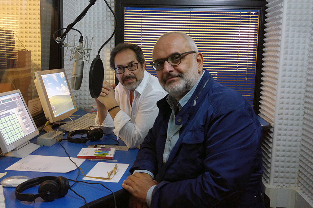 Angelo Scuderi e Gianfranco Marrone