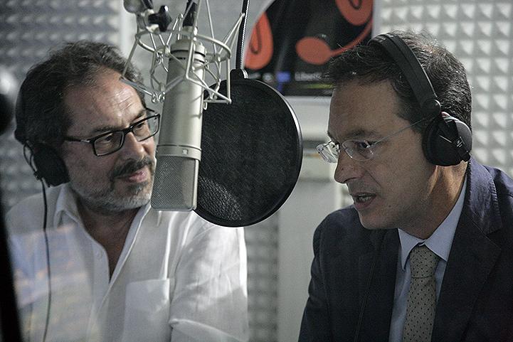 Angelo Scuderi e Giuseppe Lupo