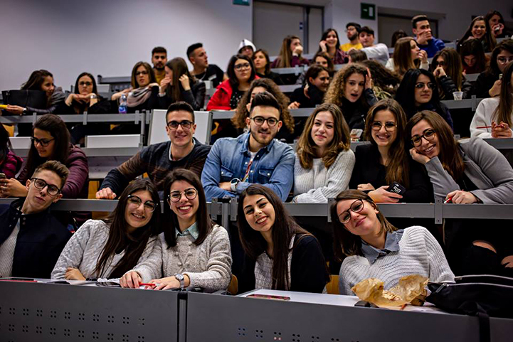 UniPa Welcome Week 2019 Studenti